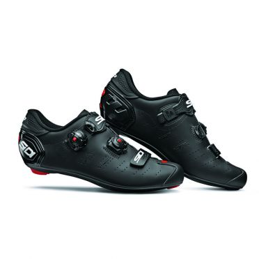 Sidi Ergo 5 matt mega road shoe black men