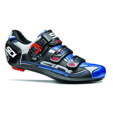 Sidi Genius 7 road shoe white/blue men