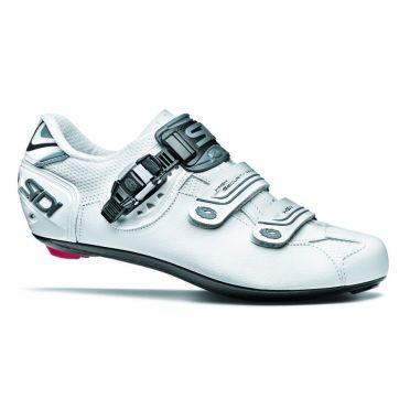 Sidi Genius 7 mega road shoe shadow white men