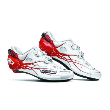 Sidi Shot road shoe white/red men