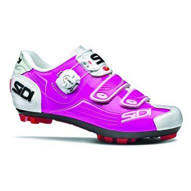 Sidi Trace MTB shoe Fuxia/white women