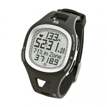 Sigma PC 10.11 heart rate monitor grey