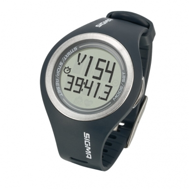 Sigma PC 22.13 heart rate monitor grey men