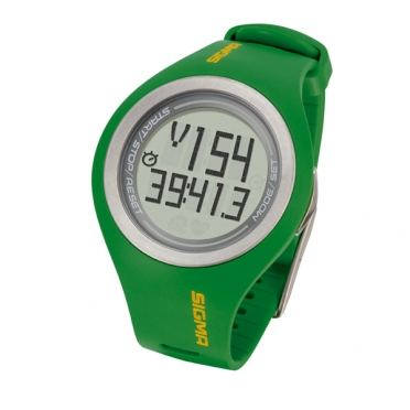 Sigma PC 22.13 heart rate monitor green men