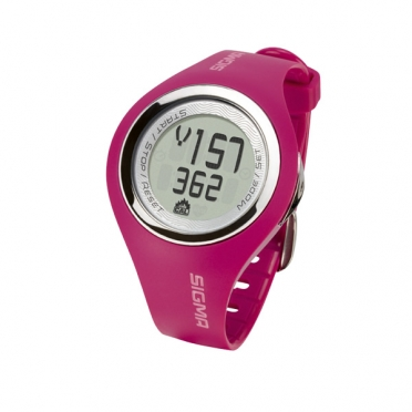Sigma PC 22.13 heart rate monitor pink women