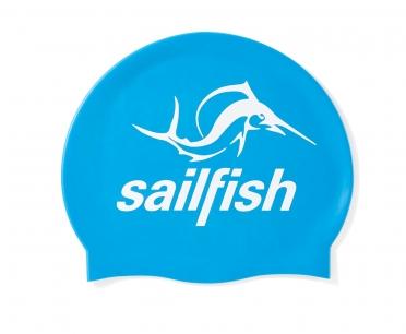 Sailfish Silicone Swimcap blue
