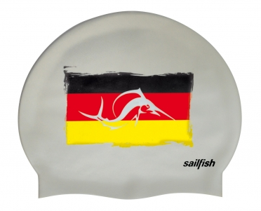 Sailfish Silicone Swimcap Germany