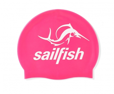 Sailfish Silicone swimcap pink