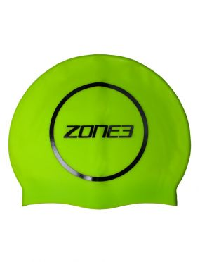 Zone3 Silicone swim cap limited edition