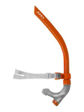 Zone3 Front facing snorkel orange