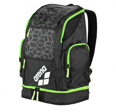 Arena Spiky 2 large backpack black/green