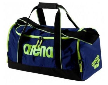 Arena Spiky 2 medium bag blue/green
