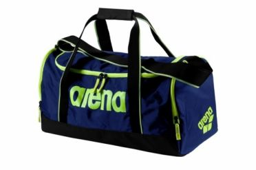 Arena Spiky 2 small bag blue/green