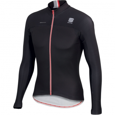 Sportful Bodyfit Pro Thermal Jersey black men 01391-002