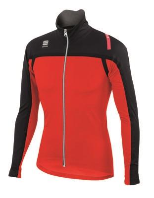 Sportful Fiandre Extreme Neoshell jacket black-red 001395-051