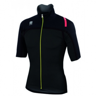 Sportful Fiandre Extreme SS Jacket black men 01396-168