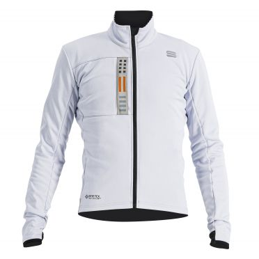 Sportful Super jacket long sleeve white men