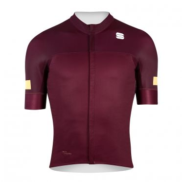 Sportful Classic jersey short sleeves red men