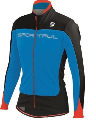 Sportful Flash Softshell Jacket blue-black men 01275-274