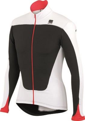 Sportful Force Thermal Jersey black-white men 01276-102