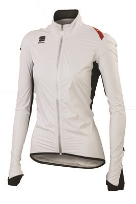 Sportful Hotpack Norain Cycling jersey white women 01338-102