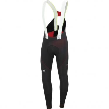 Sportful R&D Bibtight black-white men 01271-002