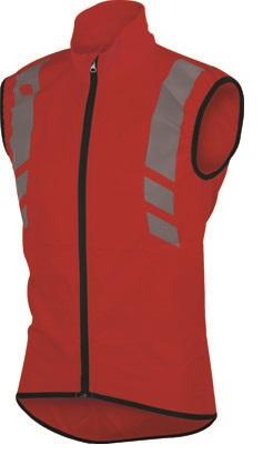 Sportful Reflex 2 vest red men 00776-523