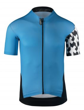Assos SS.Équipejersey_Evo8 cycling jersey blue men