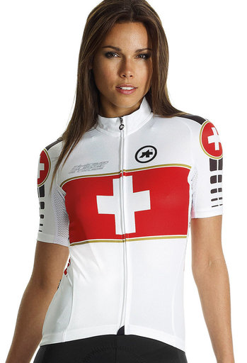 Assos SS.suisseOlympiakos_s7 cycling jersey unisex