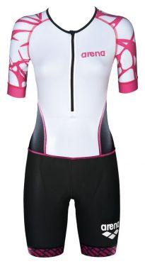 Arena ST aero short sleeve trisuit women