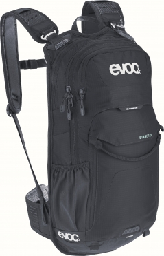 EVOC Stage 12 liter backpack black