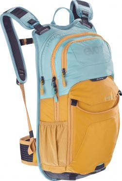 EVOC Stage 12 liter backpack blue/loam