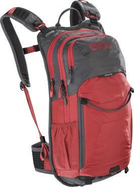 EVOC Stage 12 liter backpack red