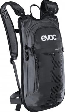Evoc Stage3L + 2L bladder backpack black