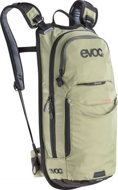 Evoc Stage 6L + 2L bladder backpack olive