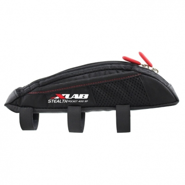XLAB Stealth pocket 400xp top tube bag mesh