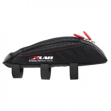 XLAB Stealth pocket 400xp top tube bag mesh