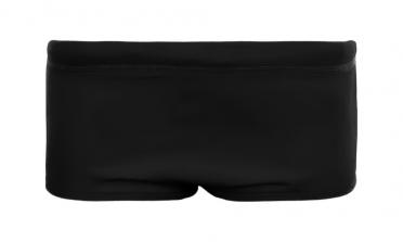 Funky Trunks Still black Plain front trunk swimming men