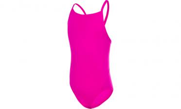 Funkita Still pink diamond back bathing suit girls