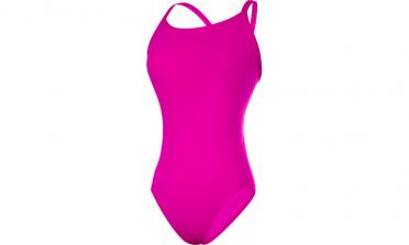 Funkita Still pink diamond back bathing suit women
