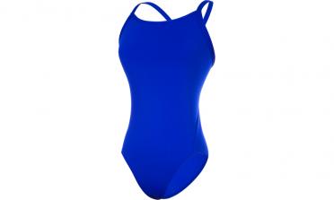 Funkita Still speed/blue diamond back bathing suit women