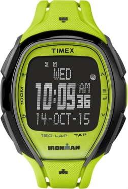 Timex Sleek 150 green 46mm