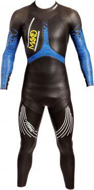 Mako Torrent full sleeve wetsuit black/blue men