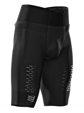 Compressport Trail running Under control compression short black men