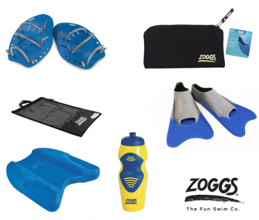 Zoggs Swim training combi package