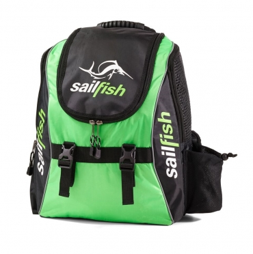 Sailfish Transition backpack black green
