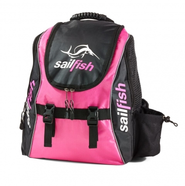 Sailfish Transition backpack black pink
