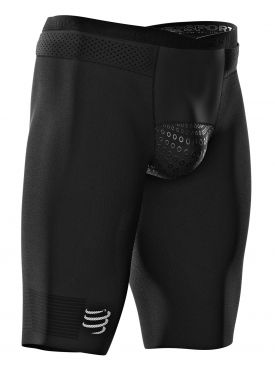 Compressport Under control compression tri short black men