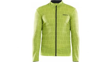 Craft Ideal Thermal jersey yellow men