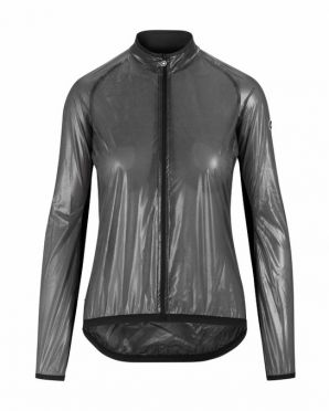 Assos Uma GT Clima EVO cycling jacket black woman